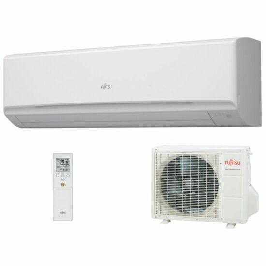 Fujitsu Standard ASYG30LMTA/AOYG30LMTA Inverteres Split klíma csomag 8 kW