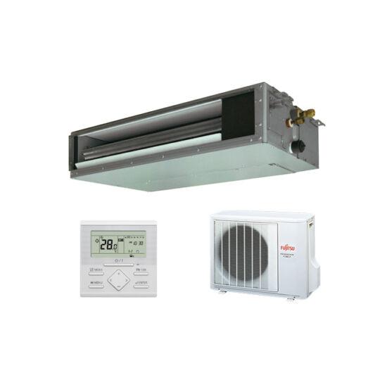 Fujitsu ARYG18LSLAP/AOYG18LBCB légcsatornázható klíma berendezés 5,2 kW