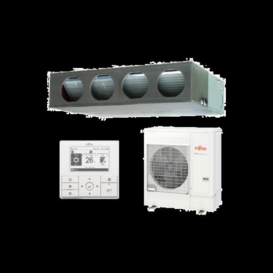 Fujitsu Eco ARXG45KMLA/AOYG45KATA légcsatornázható klíma berendezés 12,1 kW