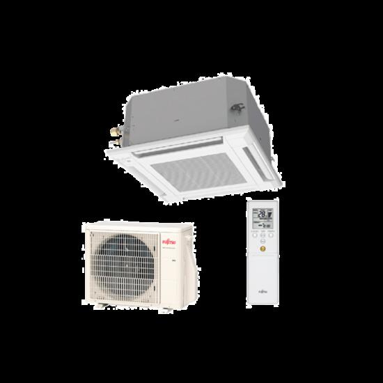 Fujitsu Eco AUXG18KVLA/AOYG18KATA kazettás split klíma csomag 5,2 kW