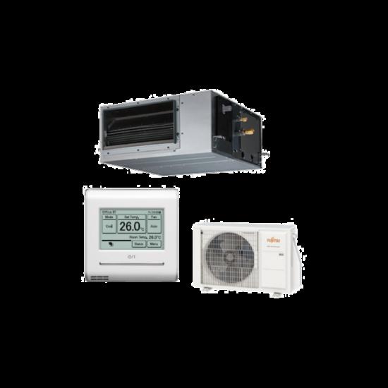 Fujitsu Standard ARXG12KHTAP/AOYG12KBTB légcsatornázható klíma berendezés 3,5 kW