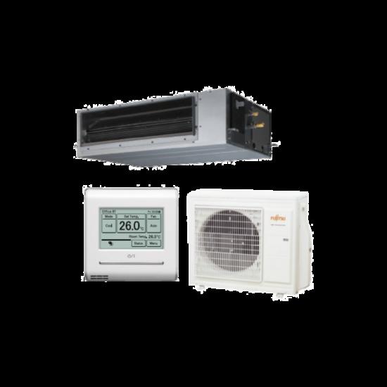 Fujitsu Standard ARXG24KHTAP/AOYG24KBTB légcsatornázható klíma berendezés 6,8 kW