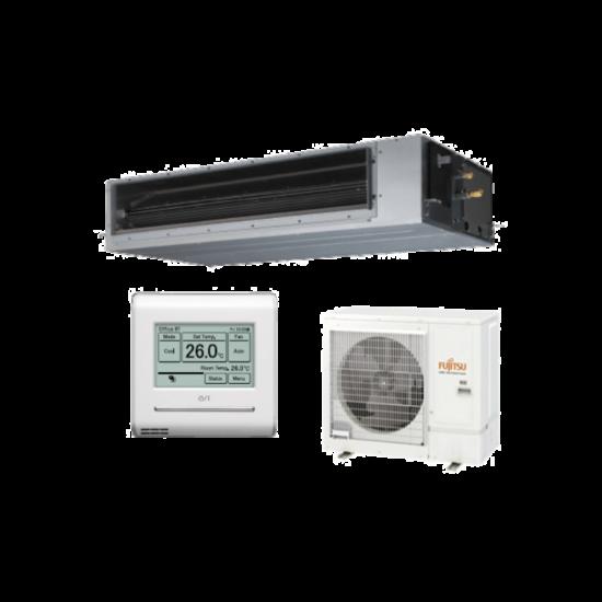 Fujitsu Standard ARXG36KHTAP/AOYG36KBTB légcsatornázható klíma berendezés 9,5 kW