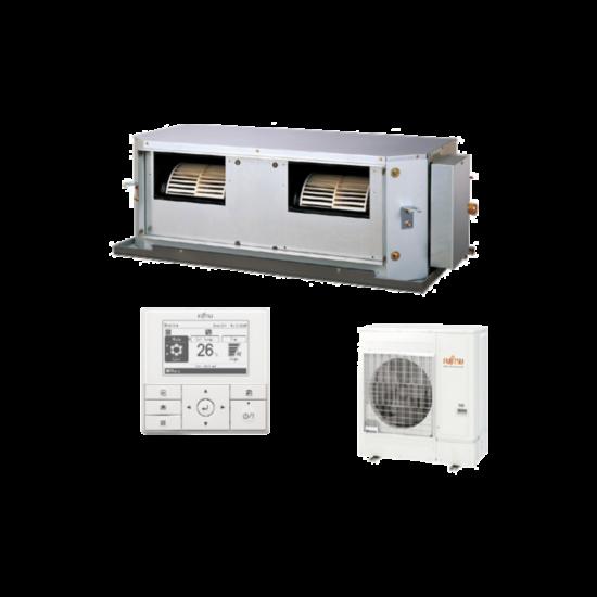 Fujitsu Standard ARXG54KHTA/AOYG54KRTA légcsatornázható klíma berendezés 13,4 kW