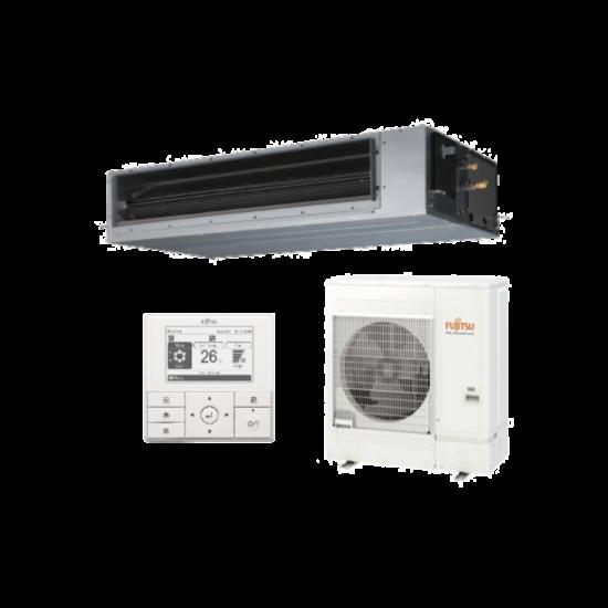 Fujitsu Standard ARXG45KHTAP/AOYG45KRTA légcsatornázható klíma berendezés 12,1 kW