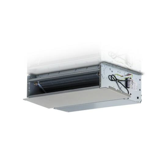 Galletti Estro F 11 C M parapet / mennyezeti burkolat nélküli fan coil