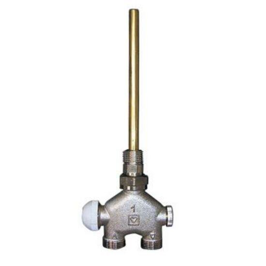 Herz VUA-40 termosztatikus szelep 50% egyenes