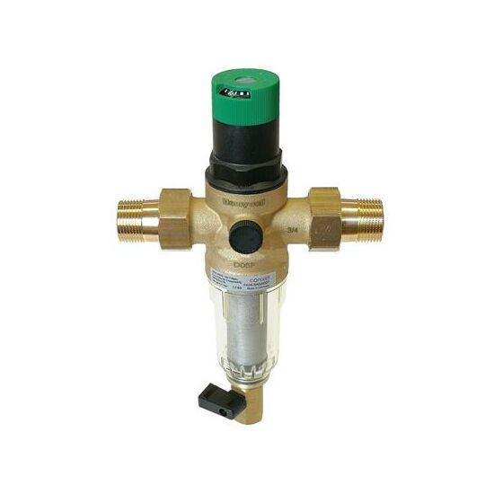 """Honeywell ivóvíz szűrő+nyomásszabályozó 3/4"""""""