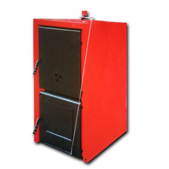 Kaloritherm SB-35 FC Szilárdtüzelésű lemezkazán 35 kW (felső füstgázkivezetés)