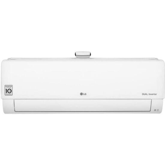 LG Dual Cool&Pure AP09RT Oldalfali Inverteres Split klíma csomag 2,6 kW
