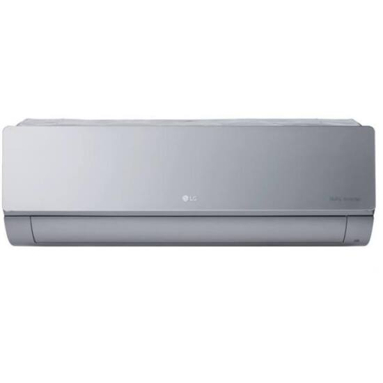 LG ArtCool Silver AC09SQ Oldalfali Inverteres Split klíma csomag 2,6 kW