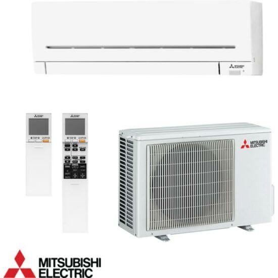 Mitsubishi MSZ/MUZ-AP35VG Professzionális Inverteres oldalfali split klíma csomag 3,5 kW