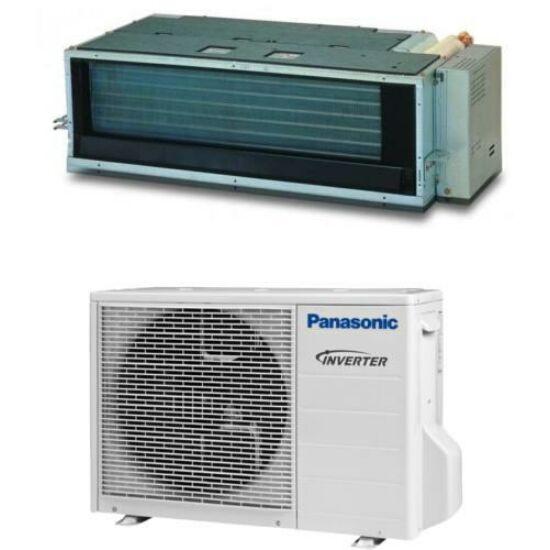 Panasonic KIT-Z25-UD3 légcsatornázható split klíma csomag 2.5 kW