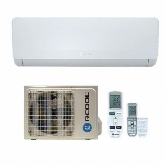 Rcool Display R 9 GRA09B932-GRA09K932 oldalfali split klíma csomag 2.5 kW