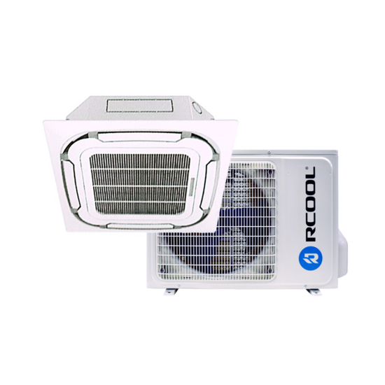 Rcool Cassette 24 GRA24CAB932-GRA24CAK932 kazettás split klíma csomag 7.0 kW