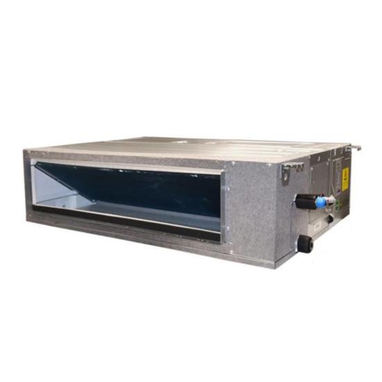 Rcool Duct 24 GRA24DUB0-GRA24DUK0TF Iverteres Légcsatornázható Split Klíma csomag 7 kW