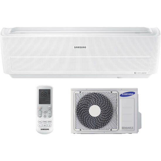 Samsung Windfree Premium AR18RSPXBWKN/XEU Inverteres Split Klíma csomag 5,0 kW