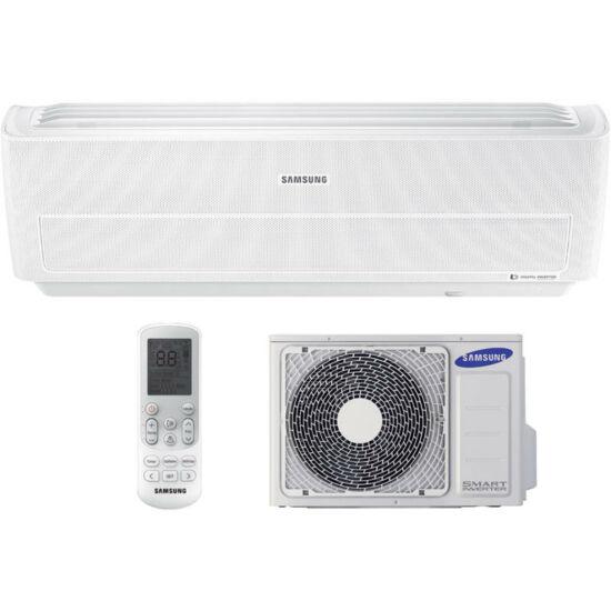 Samsung Windfree Optimum AR12RXPXBWKN/XEU Inverteres Split Klíma csomag 3,5 kW