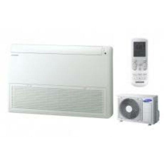 Samsung Deluxe AC052MXADKH/AC052MNCDKH/EU Mennyezet alatti/padlón álló split klíma csomag 5,0 kW
