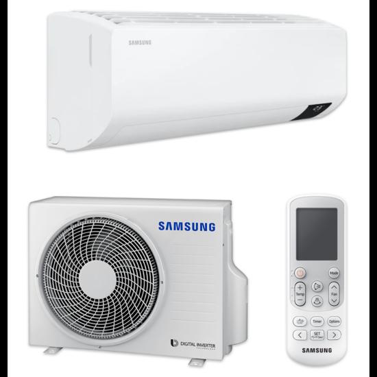 Samsung Luzon AR09TXHZAWKNEU/XEU split klíma csomag 2.5 kW