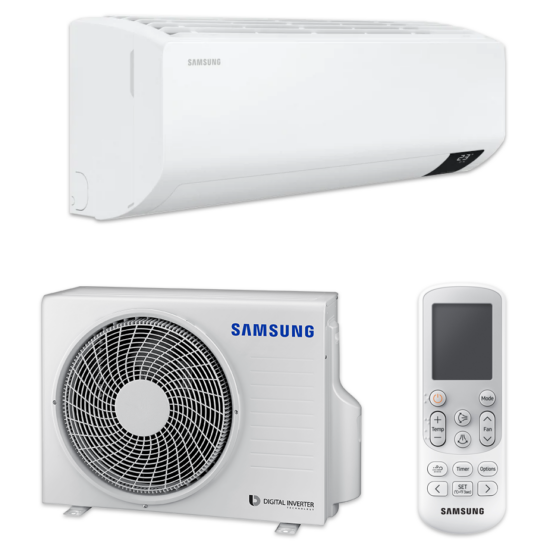 Samsung Luzon AR24TXHZAWKNEU/XEU split klíma csomag 6.5 kW