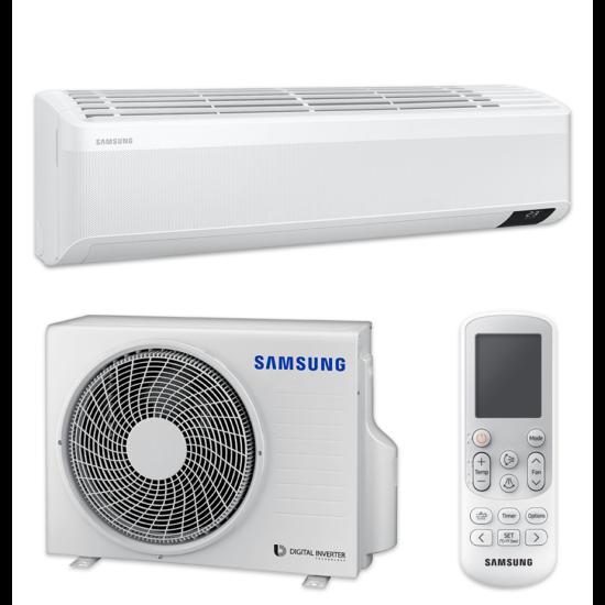 Samsung Wind-Free Comfort AR09TXFCAWKNEU/XEU split klíma csomag 2.5 kW