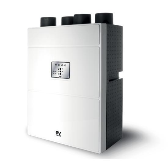 Vortice VORT HR 300 NETI központi hővisszanyerős szellőztető