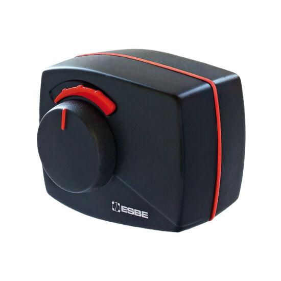 Esbe ARA 659 analóg keverőszelep, állítómotor, 0-10-24V, 45/120 SEC, 6 Nm