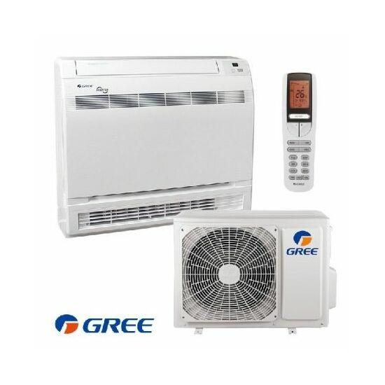 Gree Konzol GEH09AA-K6DNA1F parapetes/padlón álló klíma csomag 2,5 kW